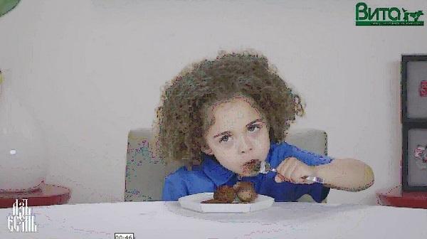 Дети впервые пробуют веганскую еду    Центр защиты прав животных «ВИТА»