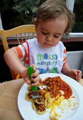 The Breakfast Blues - Tinned Tomatoes