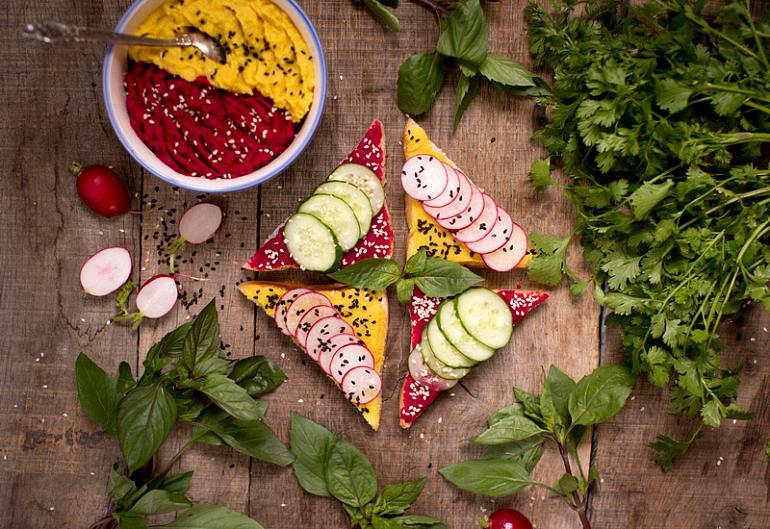 Овощные и фруктовые сэндвичи | Vegetarian.ru
