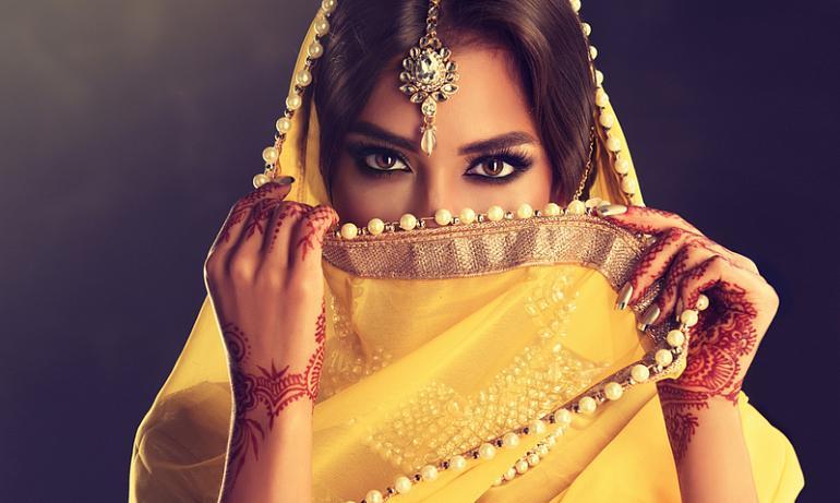 Рецепты красоты индийских женщин | Vegetarian.ru