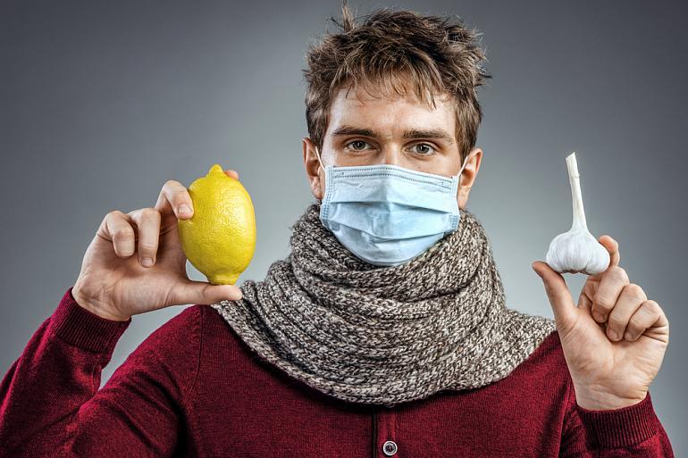 Как одолеть простуду: советы со всего мира | Vegetarian.ru