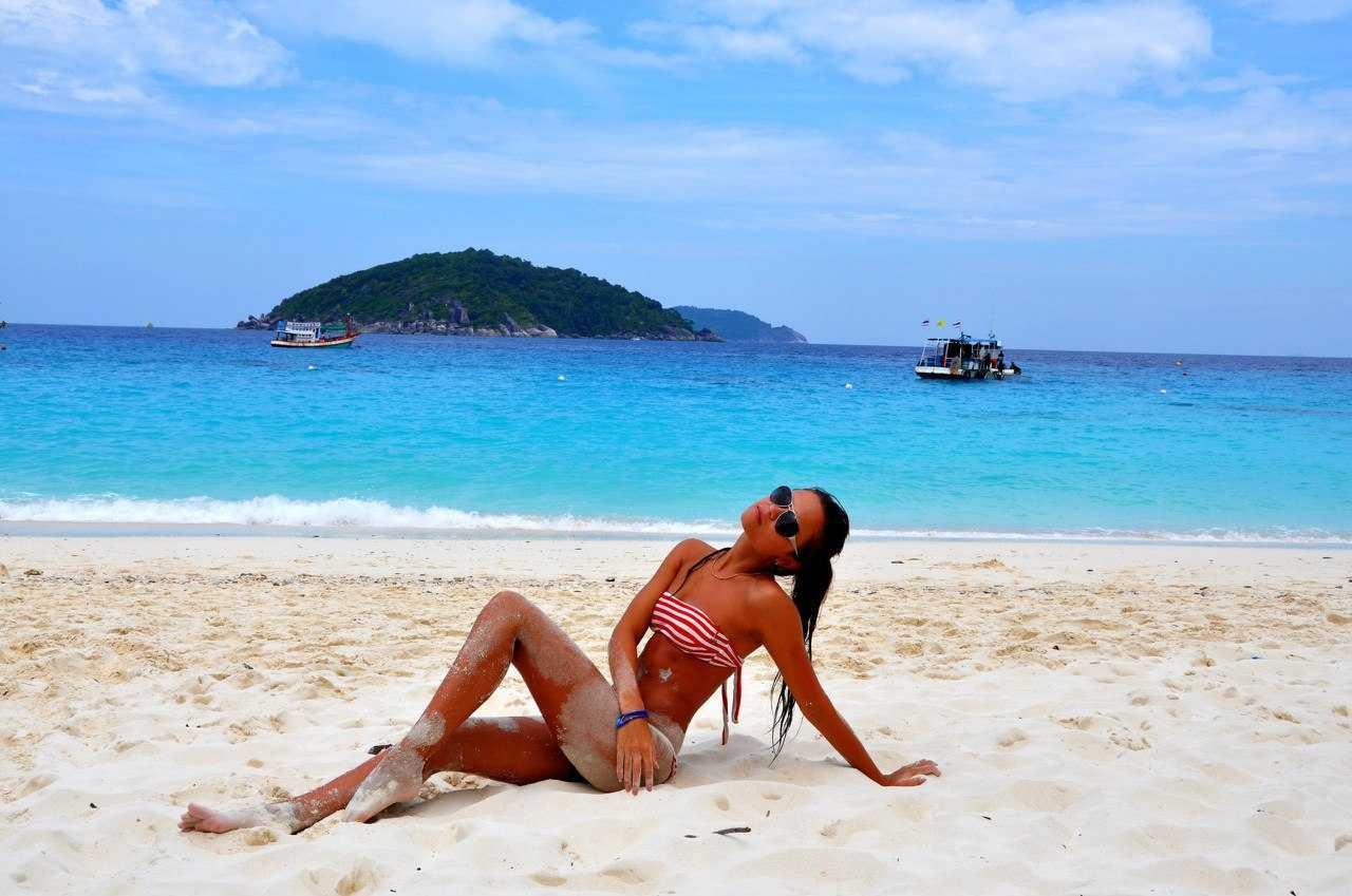 Секс на экзотических островах, гиг порно на острове видео смотреть HD порно 1 фотография