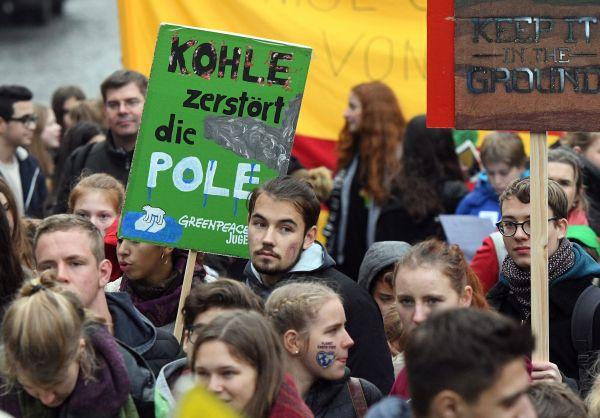 Climat: la COP23 s'ouvre aujourd'hui en Allemagne   Le Devoir