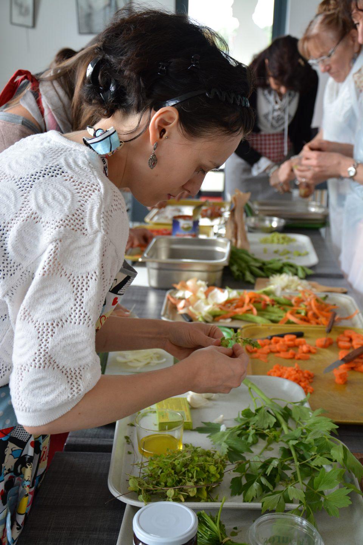 Celle qui fêtait la gastronomie ! | Une végétarienne presque parfaite