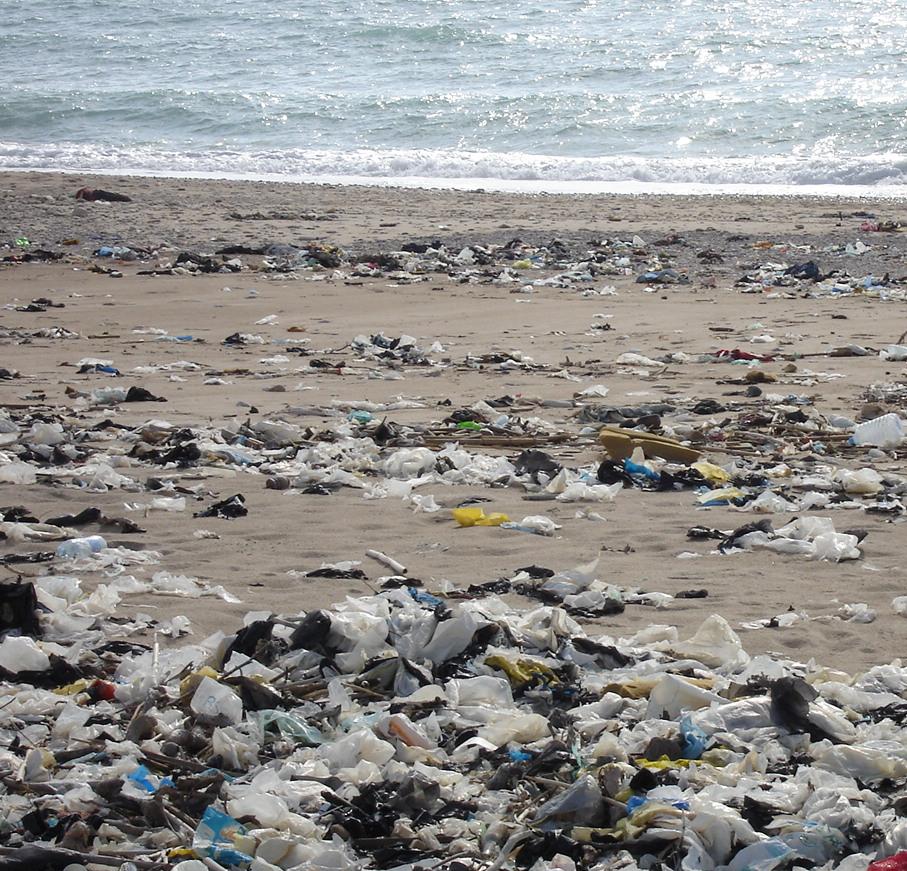 Europa: ridurre l'inquinamento del mare del 50% entro il 2020 | H2Omilano
