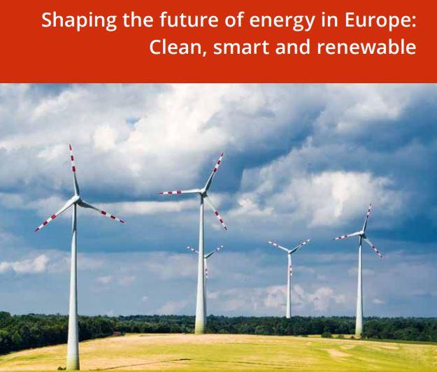Progettare il futuro dell'energia in Europa: pulito, intelligente e rinnovabile - Greenreport: economia ecologica e sviluppo sostenibile