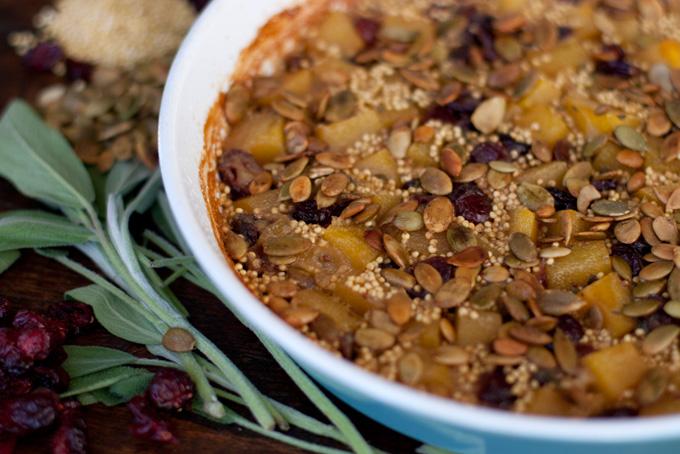 Mark Bittman's Autumn Millet Bake Recipe - 101 Cookbooks