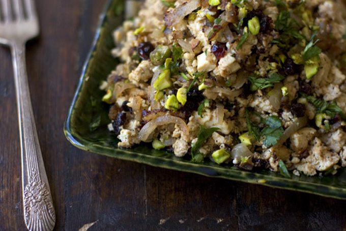 Garam Masala Tofu Scramble Recipe - 101 Cookbooks