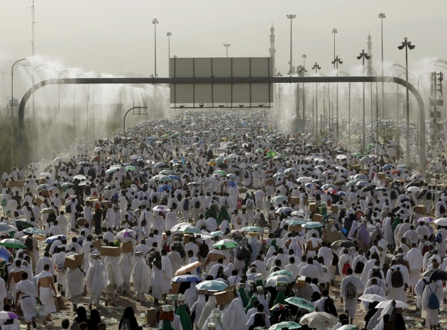 Global warming, addio pellegrinaggi alla Mecca? Dal 2100 il Medio Oriente sarà troppo caldo - Focus.it
