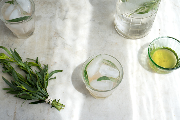 Homemade Tarragon Soda Recipe - 101 Cookbooks