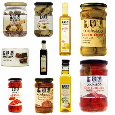 Cooks & Co Hamper - The Winner - Tinned Tomatoes