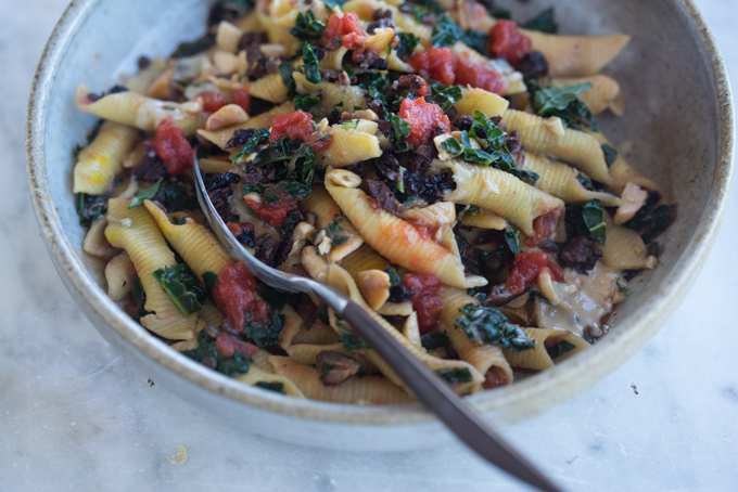 An Excellent, One-pan, Protein-packed Power Pasta Recipe - 101 Cookbooks
