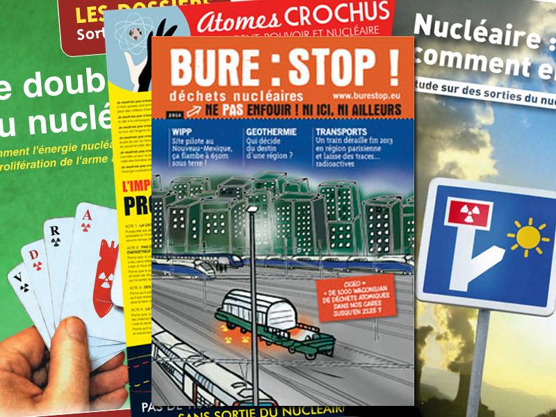 Brochures en ligne