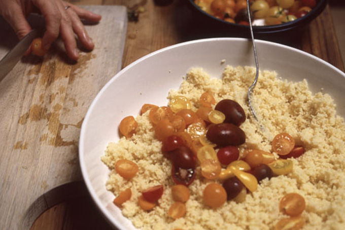 Cherry Tomato Couscous Recipe - 101 Cookbooks