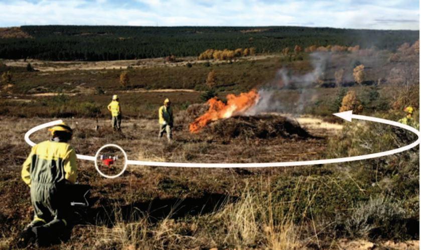 Innovativa tecnologia per ridurre gli incendi boschivi - Greenreport: economia ecologica e sviluppo sostenibile