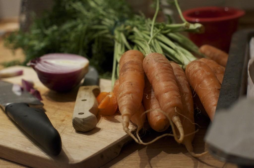 Verdure al forno - una non ricetta - Cheap and Chop