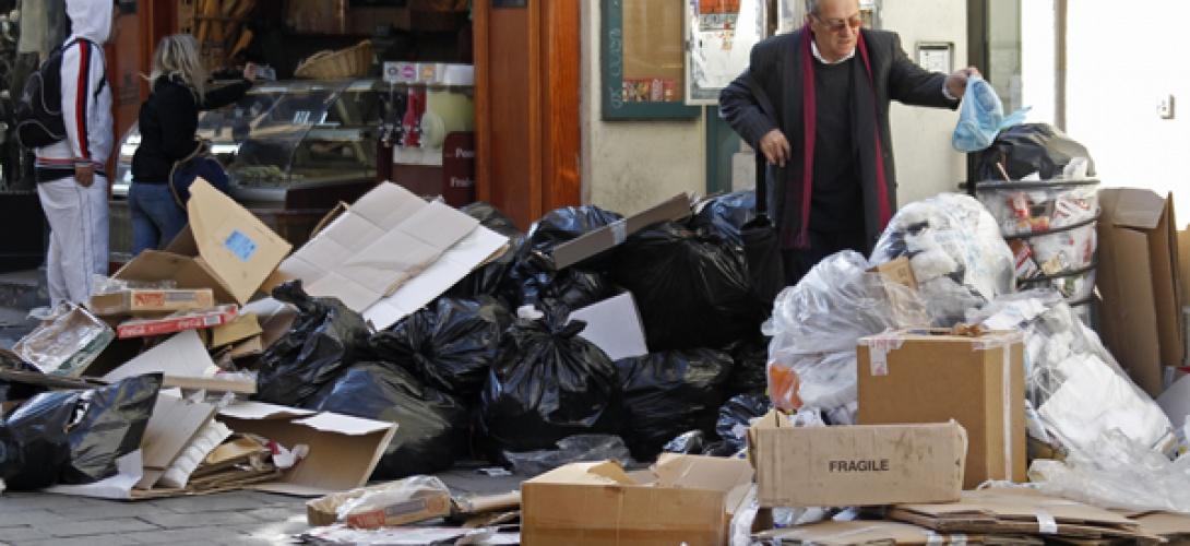 Pourquoi Marseille est sale (et pourquoi ce n'est pas près de changer) | Slate.fr