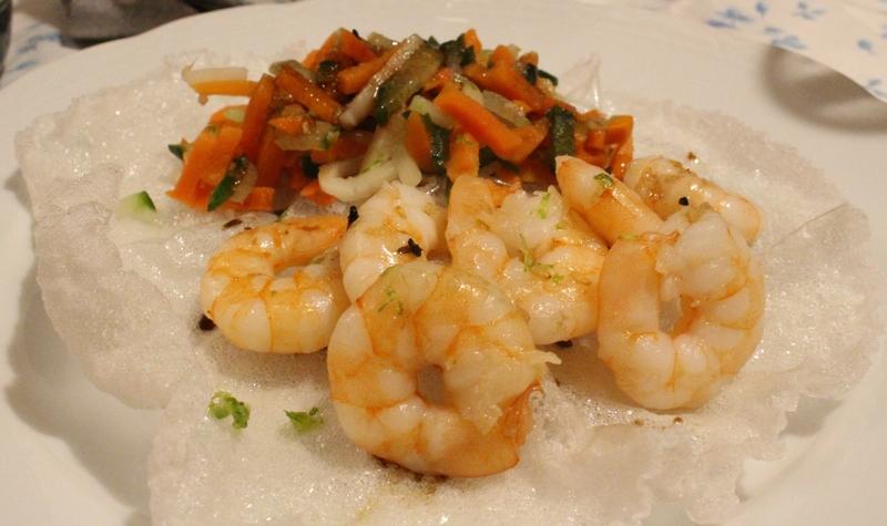 SALADE MAGIQUE aux saveurs asiatiques - Les petits plats de Mimimarie