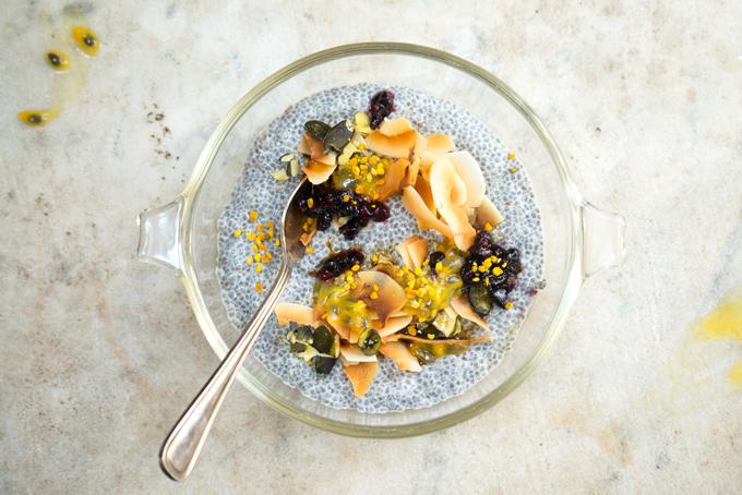 Chia Breakfast Bowl Recipe - 101 Cookbooks