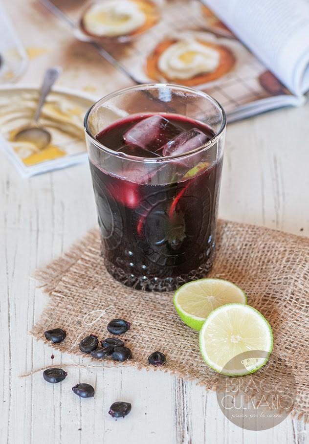 Chicha Morada - Espacio Culinario