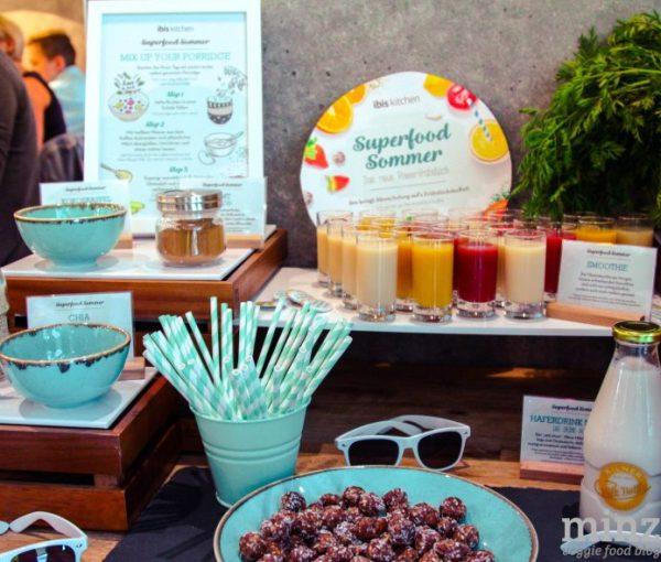 Superfood-Sommer bei ibis | minzgrün