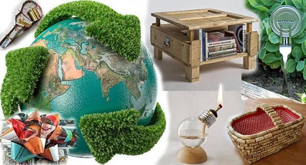 Diez claves para ahorrar y reciclar - EcologíaVerde