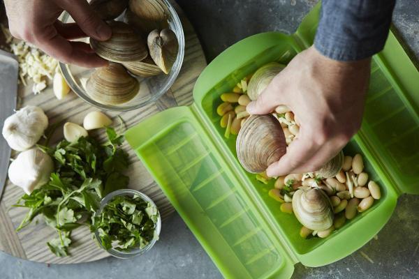 Cocinar de forma ecológica gracias al estuche Lekúe - EcologíaVerde