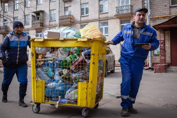 Путь мусора | Милосердие.ru