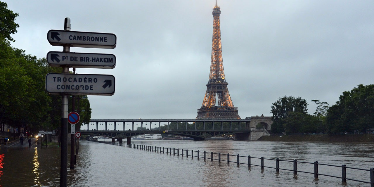 Inondations : le point sur les perturbations en France