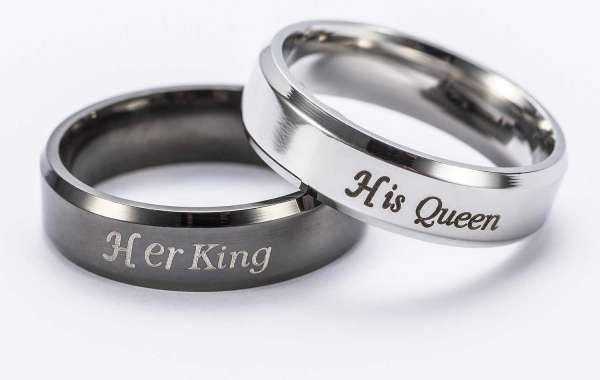What Is So Fascinating About Matching Couple Rings?