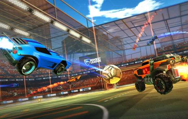 Rocket League has appear to Xbox One and taken over